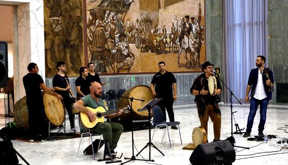 Pastellesse Sound Group, i bottari di Macerata Campania – Smània 'e libertà