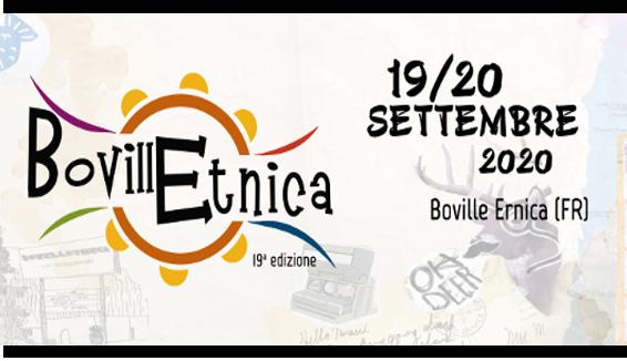 Boville Etnica 19° edizione