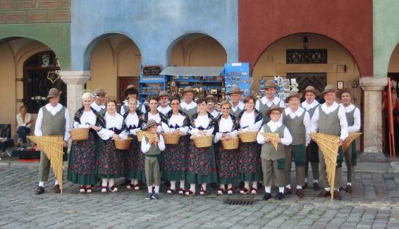 Gruppo Folk I Brianzoli di Pontelambro