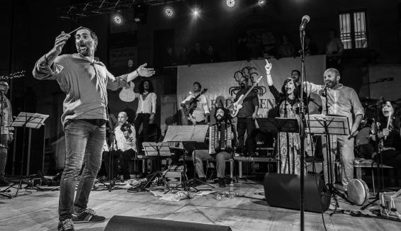 Calabria Orchestra @ Cosenza - Musica Popolare Italiana