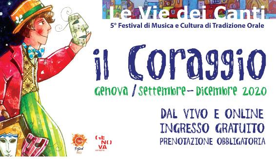 """A Genova il Festival di musica e cultura tradizonale """"Le vie dei Canti"""""""