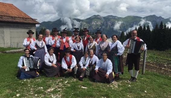 Gruppo folklorico di Cesiomaggiore, a cinquant'anni dalla prima uscita