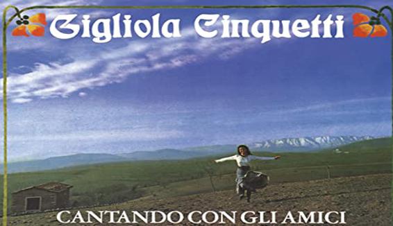 """Gigliola Cinquetti: """"Cantando con gli amici"""" è un omaggio alle canzoni popolari"""