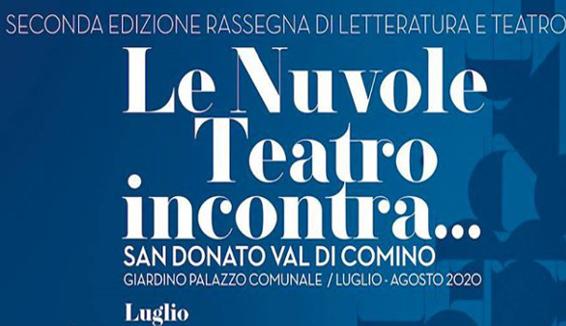 """Seconda edizione della Rassegna """"Le Nuvole Teatro Incontra"""" a San Donato Val di Comino"""