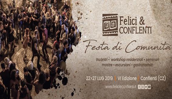 Felici & Conflenti: conclusa la sesta edizione
