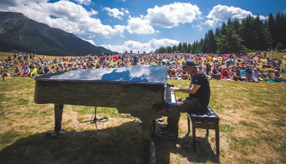 Suoni delle Dolomiti: quest'anno il 25 compleanno
