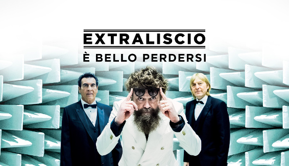 "Extraliscio: ""È bello perdersi"", un sorprendente tango-rock"