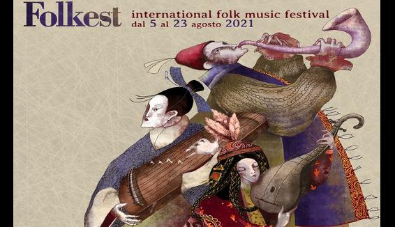 43^ edizione di Folkest, riparte la musica da vivo