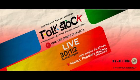 Folkstock – Il Primo Maggio della Folk e World Music Italiana