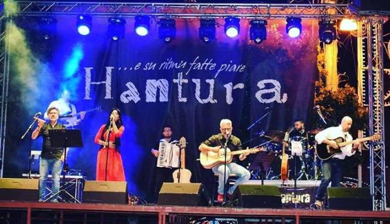 Hantura: 20 anni di musica tradizionale calabrese