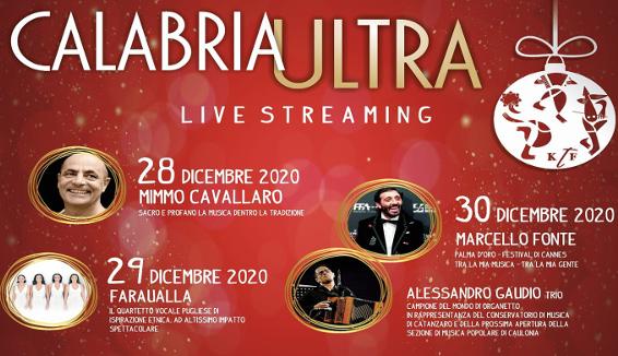 Al via il Kaulonia Tarantella Festival in edizione live streaming