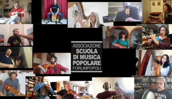 Cantar Maggio – Scuola di Musica Popolare di Forlimpopoli