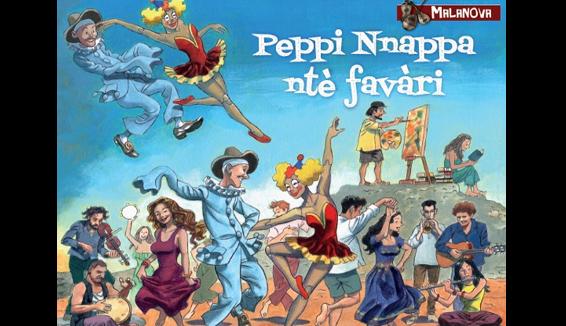 """""""Peppi Nnappa ntè favàri"""" è il nuovo album dei Malanova"""