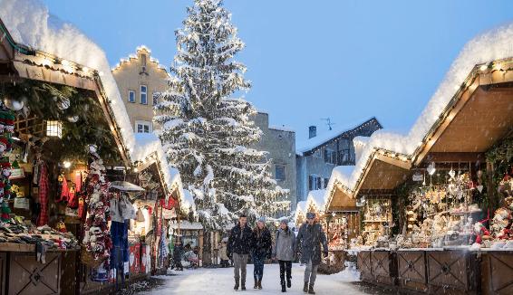 Covid: il Trentino cancella i Mercatini di Natale
