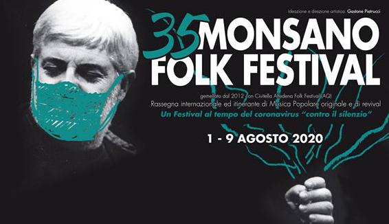 Monsano Folk Festival, una XXXV edizione coraggiosa e simbolica