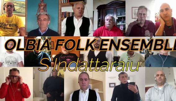 Olbia Folk Ensemble: un collage di voci da casa – S'indattaraiu