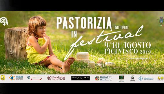 Pastorizia in Festival a Picinisco : il programma