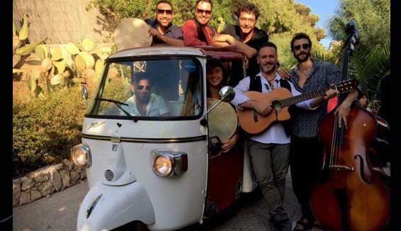 Angelo Daddelli & i Picciotti: primo album della piccola orchestra di folk siciliano