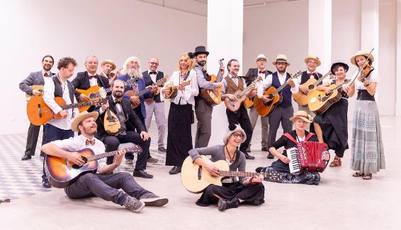 La Nuova Pippolese: la canzone popolare fiorentina
