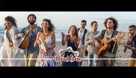 Alla Band PopulAlma la finale nazionale di European Social Sound U4