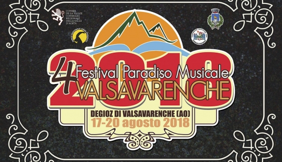 Festival Paradiso Musicale in Valsavarenche
