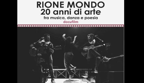 Rione Junno: il docufilm per vent'anni tra musica, danza e poesia