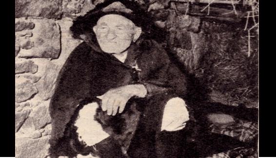 Roccu 'u Jancu' pastore e poeta dialettale