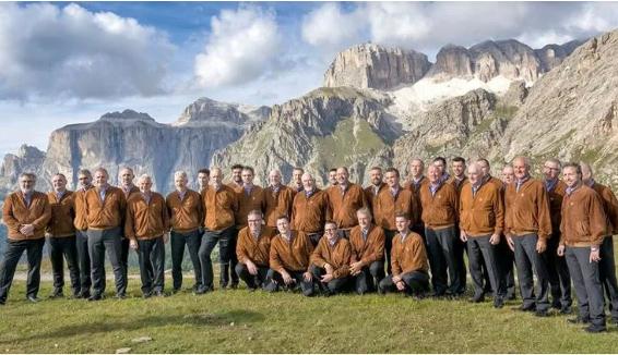 """Il Coro della SAT su Radio2 per """"Trentino Terra di Cori"""""""