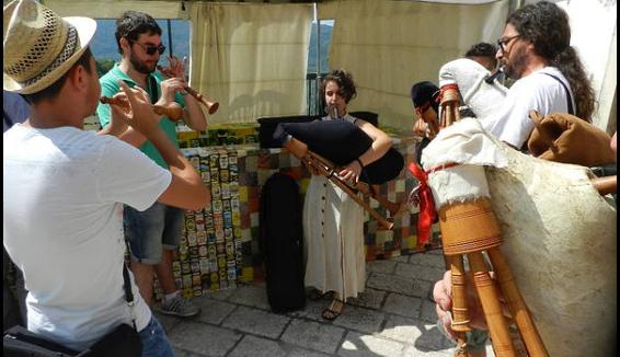 Festival della Zampogna di Scapoli: il successo della 42° edizione