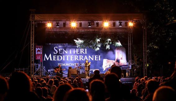Sentieri Mediterranei, il grande Festival di world music diretto da Enzo Avitabile
