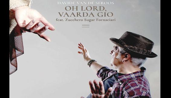 Davide Van De Sfroos, il nuovo singolo con Zucchero