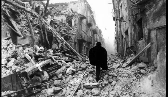 La radio irpina e la registrazione casuale del terremoto del 1980