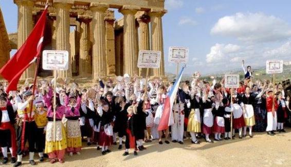 Patrocinio Unesco per il 20° Festival Internazionale I Bambini del Mondo