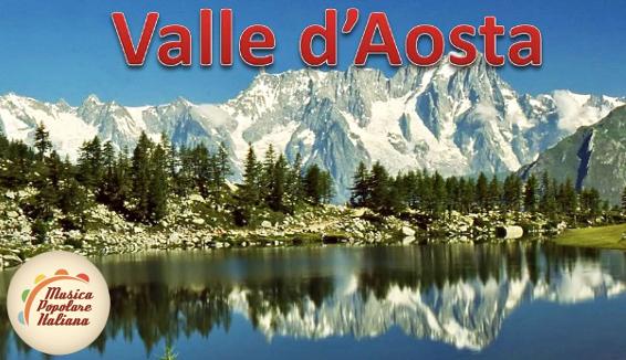 Orgine dei nomi delle regioni italiane: Valle d'Aosta