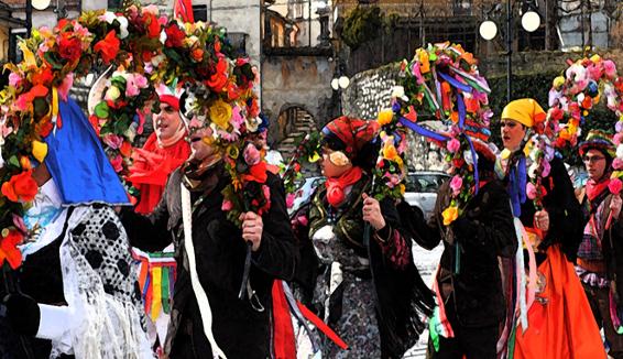 Dalla Zeza alla Mascarata: tutte le sfumature del carnevale irpino